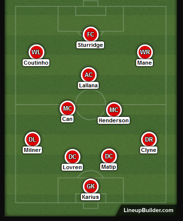 chelsea v man united lineup